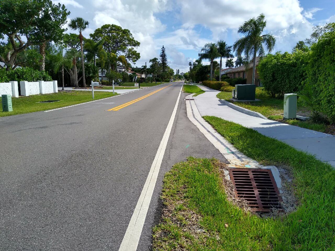 Vanderbilt Drive Stormwater Outfall Recovery