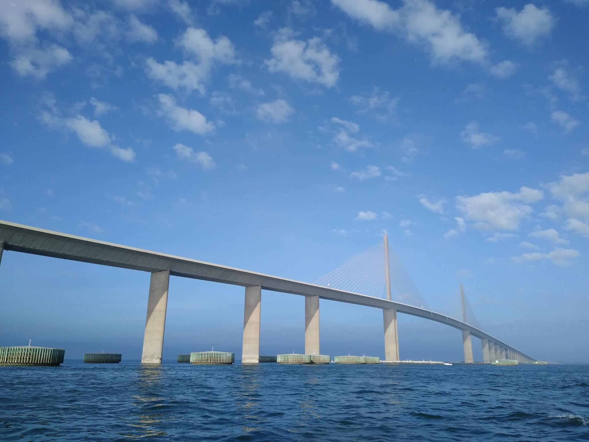 SR-55 (I-275) Sunshine Skyway Bridge Repairs & Rehabilitation, Bridge #150189 over Tampa Bay